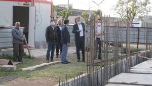 Eyyübiye Belediyesi, Süleyman Şah Gençlik Merkezi Yükseliyor