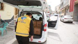 Eyyübiye Belediyesi Yardım Faaliyetlerini Aralıksız Sürdürüyor