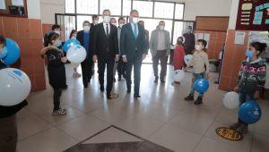 Eyyübiye Belediyesinden 15 Bin Öğrenci Çevreci Çocuk Eğitim Seti