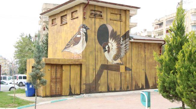 Haliliye Belediyesi İle Trafolar Sanat Eserine Dönüşüyor