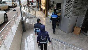 Haliliye'de Zabıta Tedbiri Elden Bırakmıyor