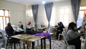 Kadınlar Haliliye Belediyesi İle Daha Güçlü