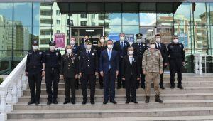 Şanlıurfa'da Polis Bayramı