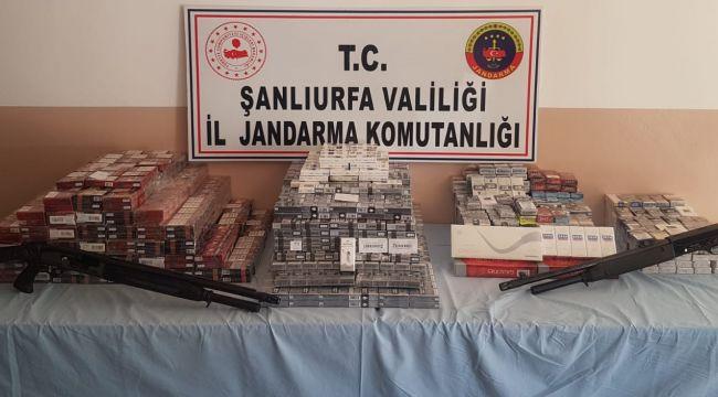Şanlıurfa Jandarma'dan Başarılı operasyon