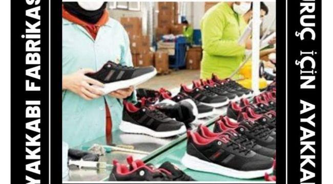 Suruç Belediyesi Ayakkabı Fabrikası kuruyor