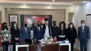 Suruç Fen Lisesi Tübitak'ın Şampiyonlar Liği Başkent Ankara Finalinde (fotoğraflı)