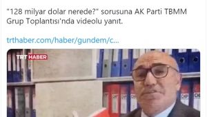 TRT Haber'e 'Akp Propagandası' Tepkisi!