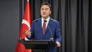 Ali Babacan: 'Ülkemizi suç örgütleri arasında bölüştürenlerin hevesini kursaklarında bırakacağız'