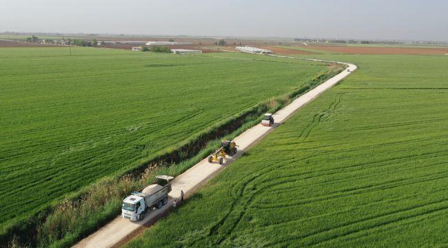 Büyükşehir, Haliliye Kırsalında Çalışmalarını Sürdürüyor