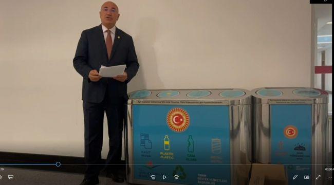 CHP'Lİ Tanal'dan Avrupa Çöpü Tepkisi
