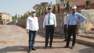 Eyyübiye Belediyesi İlçeye Kimlikli Parklar Kazandırıyor