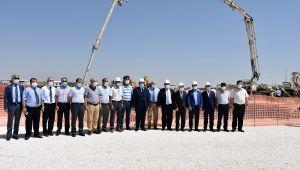 Harran Üniversitesi'nde Çevre Dostu Projenin Temeli Atıldı
