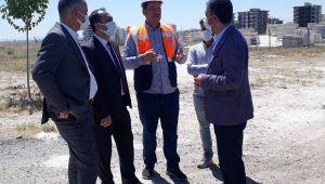Şanlıurfa Şehir Hastanesi Mobilizasyon İşlemleri Hızlı Şekilde İlerliyor (fotoğraflı)