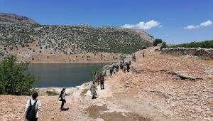 URFADOSK Ve Doğaseverler 19 Mayıs Gençlik Doğa Yürüyüşü Gerçekleştirdi (fotoğraflı)