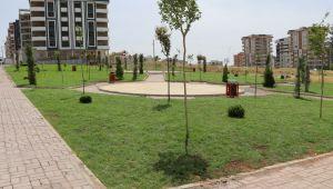 Yemyeşil Karaköprü İçin Yeni Parklar Kazandırılıyor