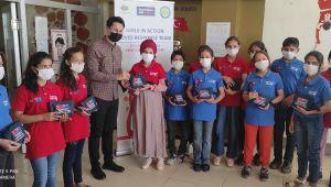 Avusturalya Büyükelçiliğinden Şanlıurfalı Kızlara Destek Projesi Tamamlandı