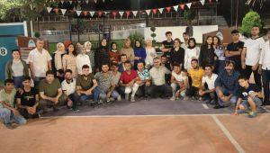 Başkan Kuş, Sınava Girecek Öğrencileri Yalnız Bırakmadı