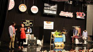 Gençler arası Kültür ve Sanat Yarışmalarına başvurular devam ediyor
