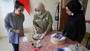 Haliliye'de Emek, Sanata Dönüşüyor