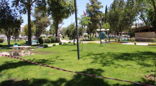 Haliliye'de Parklar, İlçenin Çehresini Değiştiriyor
