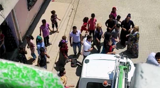 Kaçak ihbarını inceleyen Dicle Elektrik ekibine ağır saldırı