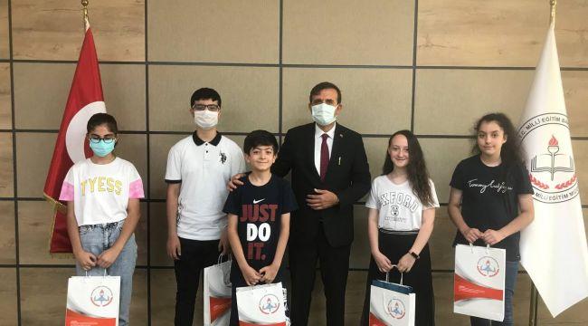 TÜBİTAK 2204 Ortaokul Öğrencileri Proje Yarışması Malatya Bölge sonuçları açıklandı