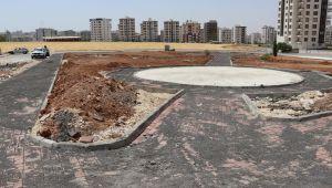 Karaköprü'ye İki Yeni Park Kazandırılıyor