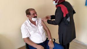 Şanlıurfa'da CHP'li Yöneticilerden Aşı Olun Çağrısı