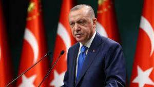 Cumhurbaşkanı Erdoğan'dan önce kürsüye çıkan imamın konuşması, salonu inletti: Siz tüm Müslüman dünyasının liderisiniz