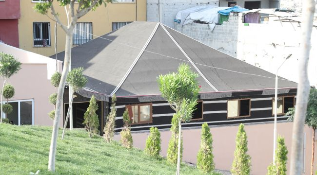 Eyyübiye Belediyesinden Yeni Yeşil Alan Ve Kitap Otağı