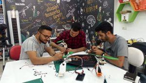 GENÇ STEM Team Şanlıurfa'dan Teknofest Finaline Katılıyor.