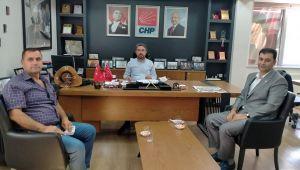İl Başkan Yardımcısı Coşkun'dan CHP Malatya İl Başkanlığına Ziyaret