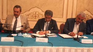 Pamuğun kalitesini arttırmak için protokol imzalandı