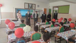 Şanlıurfa'da 697.741 öğrenciden 60.349'u yabancı uyruklu