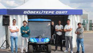 Şanlıurfa'dan bir takım ilk defa 'Teknofest Otonom Araç' yarışmasına katılım gerçekleştirdi