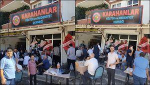 Siverek'te Karahanlar Kültür ve Medeniyet Derneği açıldı