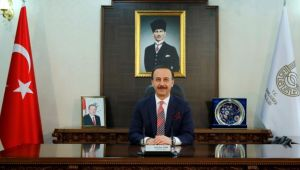 Vali Erin, Desteklerinden Dolayı Sanayi ve Teknoloji Bakanı Mustafa Varank'a Teşekkür Etti