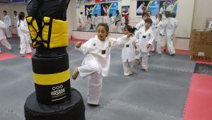Yaz Spor Okulları Çocuklardan Yoğun İlgi Gördü