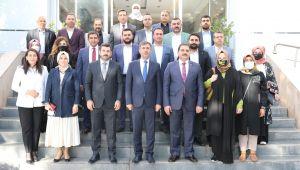 Başkan Kırıkçı Haliliye'de AK Kadrolarla Buluştu