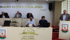 Büyükşehir Meclisi Ekim Ayı Toplantısı Sona Erdi