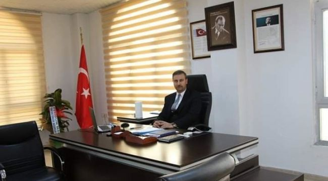 İlçe Milli eğitim müdürü iftiraya ve şantaja uğradığını açıkladı