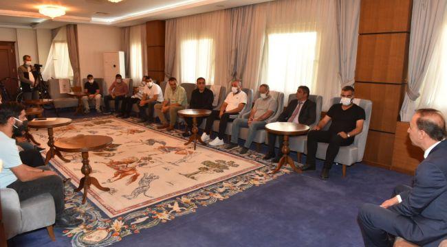Şanlıurfa'da 400 Kalifiye Ayakkabı İşçisi Çalışmak İçin Sabırsızlanıyor